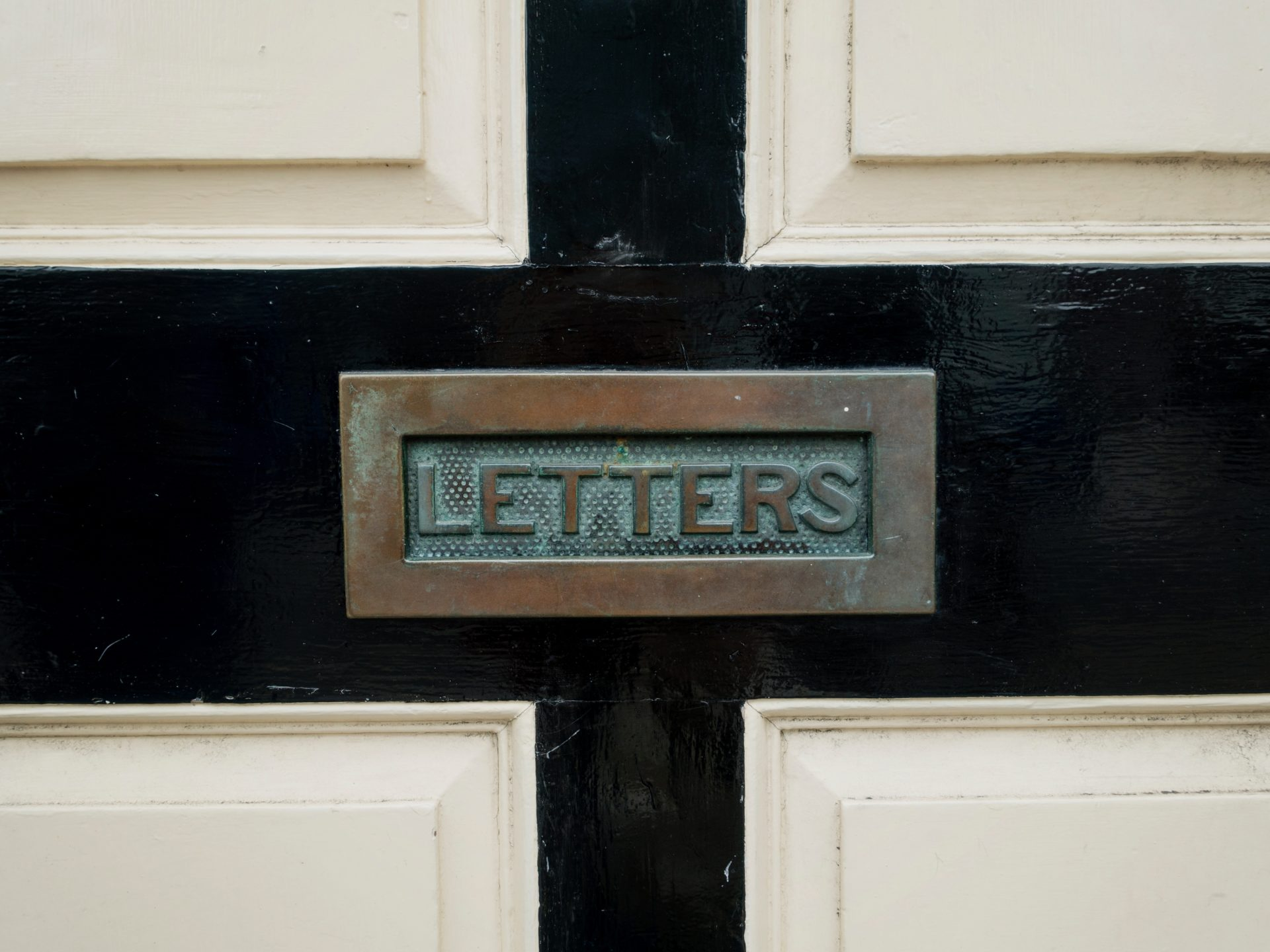 Letterbox Opening