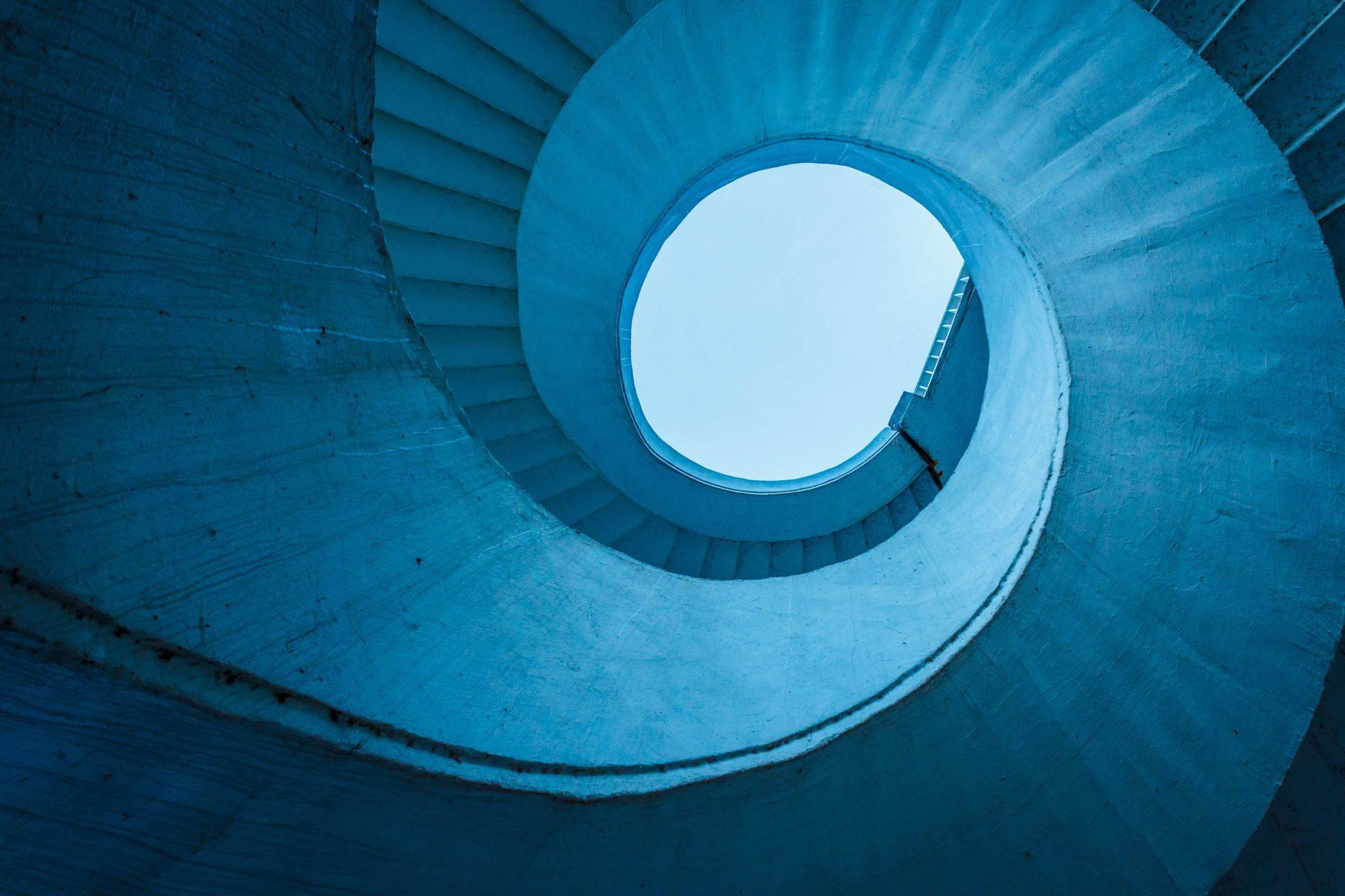 Snail Staircase