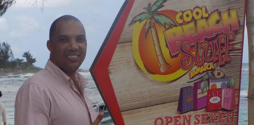 Robert Wilmot, tour operator in Jamaica