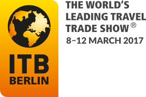 ITB Berlin trade show logo