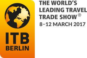 ITB Berlin trade show logo