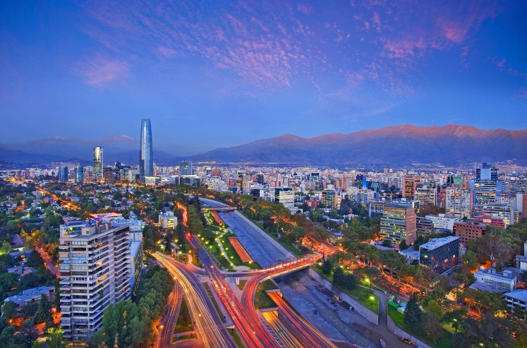 Amazing Santiago with Chile Travel