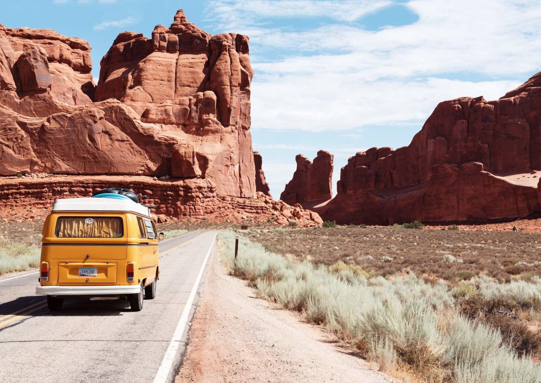 Van with