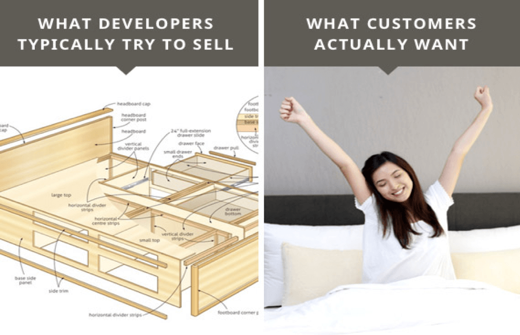 Meme About Developers vs. Customers