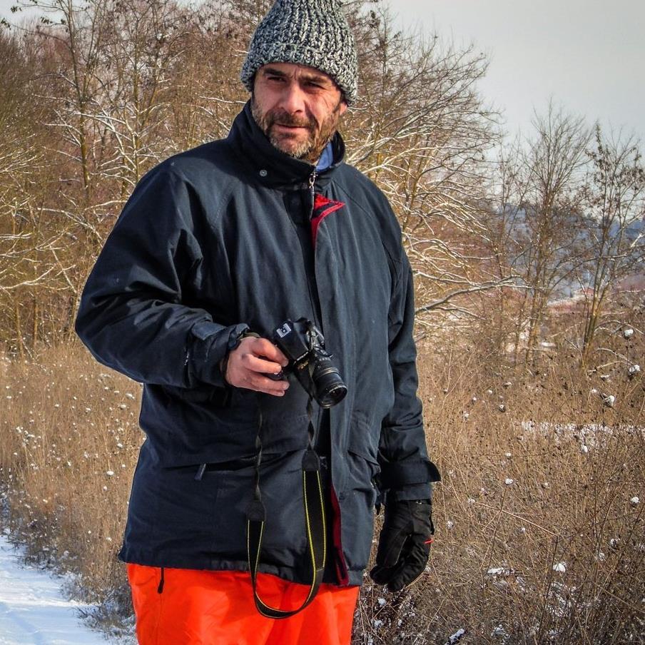 Thomas Biziouras enjoys landscape photography