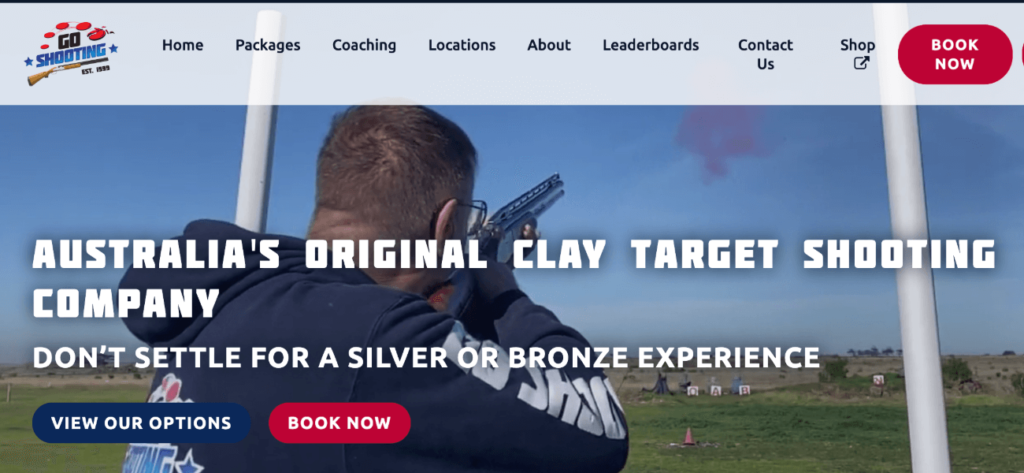 Go Shooting offer prizes for best shooters